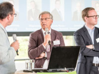 Bernd Sassenhof, Wolfgang Bosbach und Dr. Michael Metten